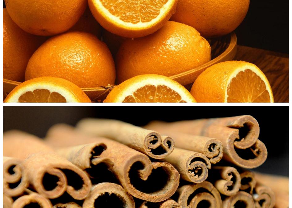 Le Ti'Whum Orange-Cannelle : des saveurs de saison !