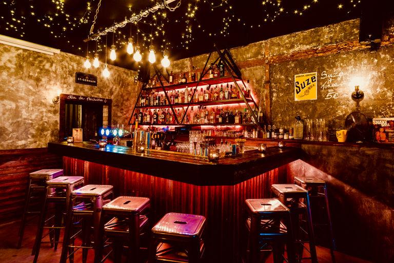 Les Rhums Arrangés Ti'Whum au bar La Bonne Décision !